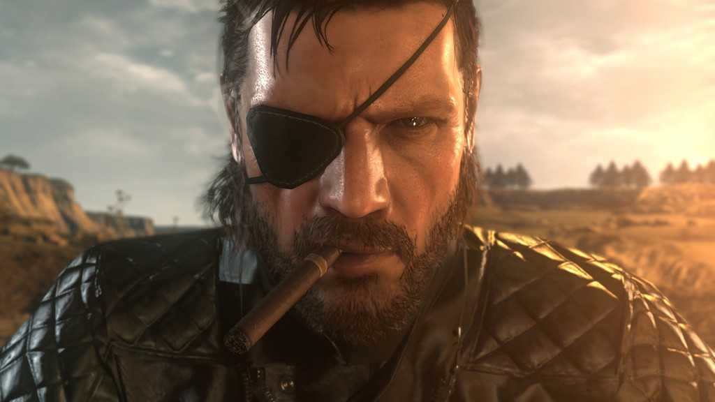 Metal Gear Solid 5 The Phantom Pain Available Now
