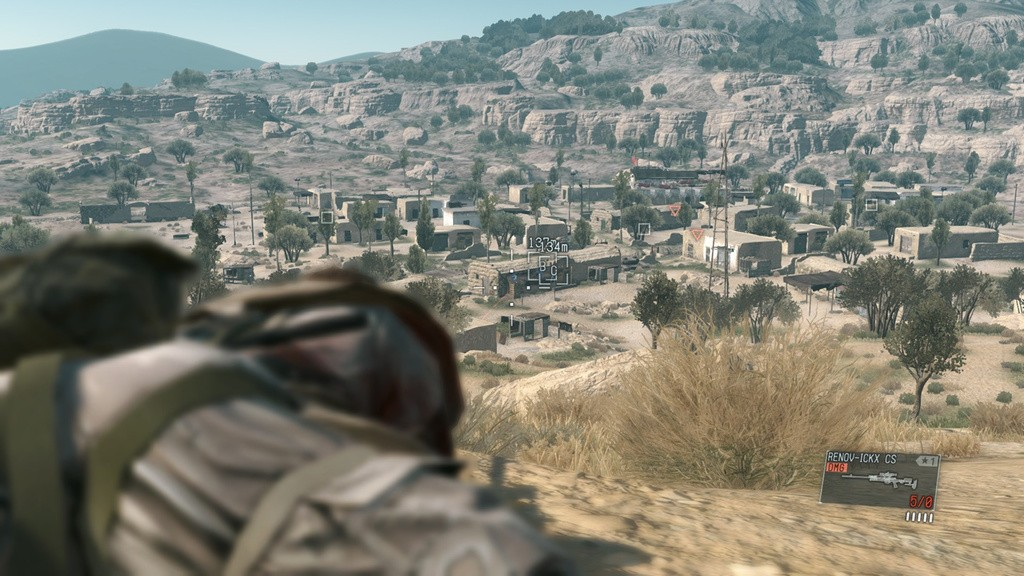 Metal Gear Solid 5 The Phantom Pain Rewards Players Who Employ Stealth