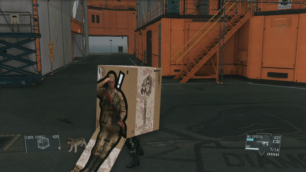 Metal Gear Solid 5 The Phantom Pain Sticks To Its Roots
