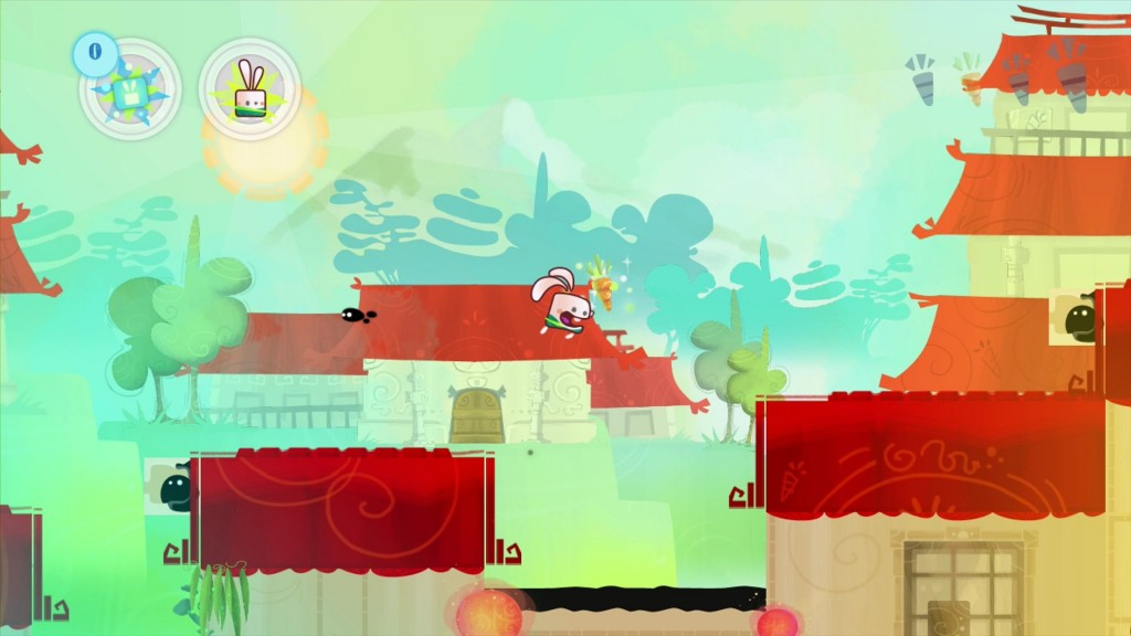 Kung Fu Rabbit is on the List of PlayStation Plus Free Games for October 2015
