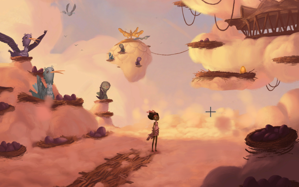 Paying subscribers will have the chance of downloading Broken Age because it's on the list of List of PlayStation Plus Free Games for October 2015
