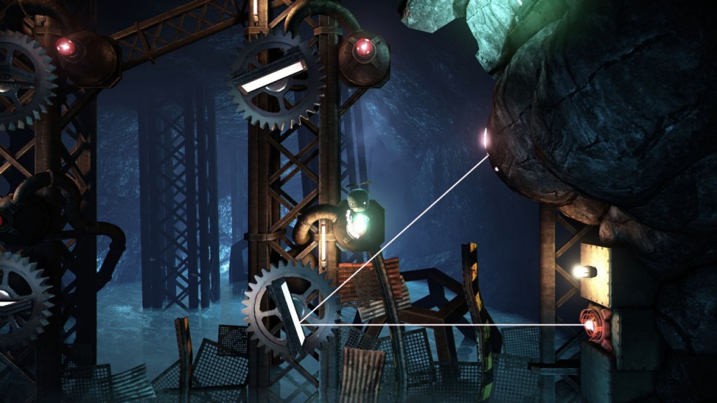 Unmechanical Extended is one cutesy puzzle platformer available on the list of PlayStation Plus Free Games for October 2015