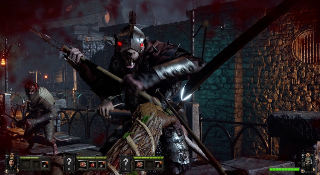 Warhammer End of Times Vermintide Beta