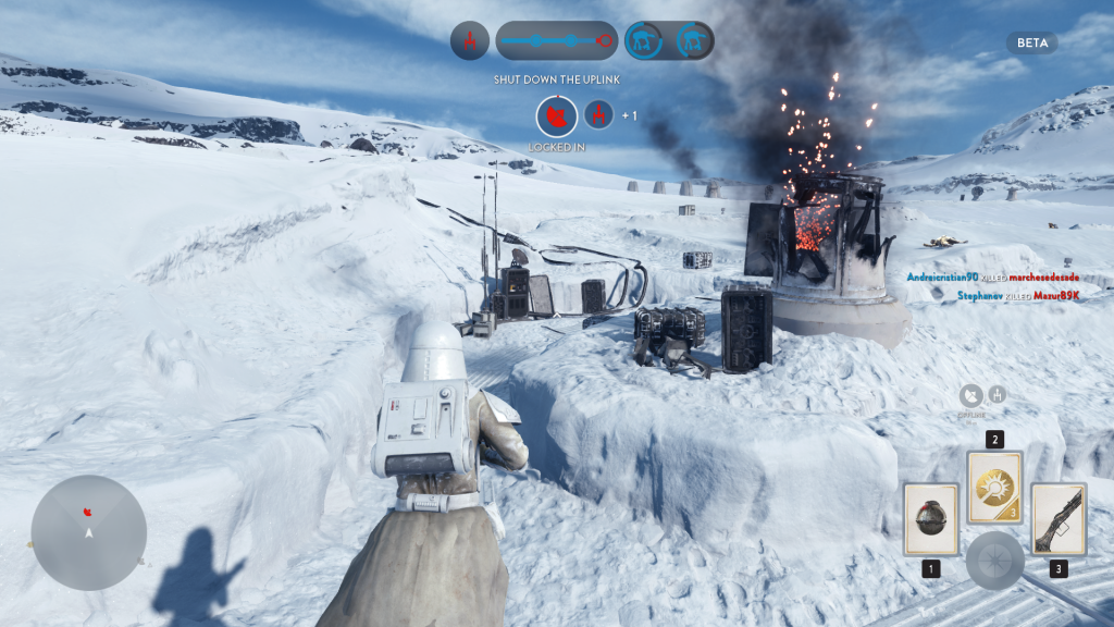 Star Wars Battlefront Beta First Impressions