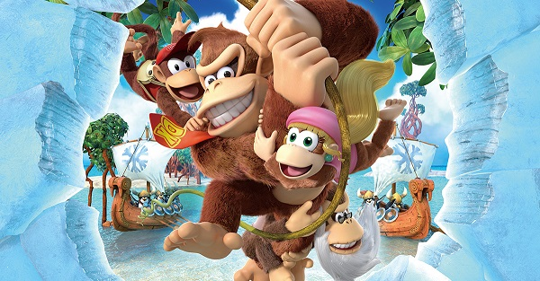Donkey Kong Tropical Freeze Game Review and Cheats