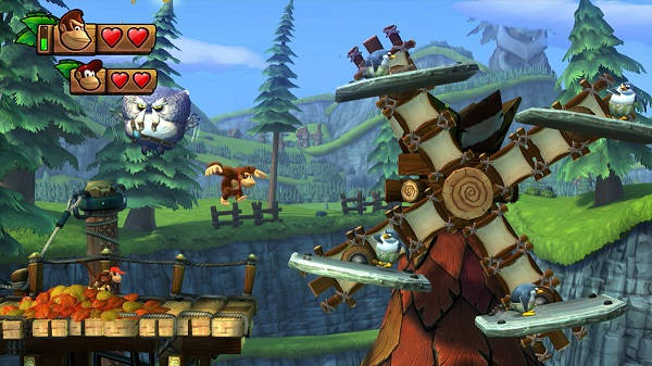 Donkey Kong Tropical Freeze Game Review