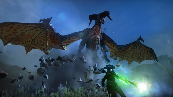 Dragon Age Inquisition Strategy Guide - The Sandy Howler Dragon Fight