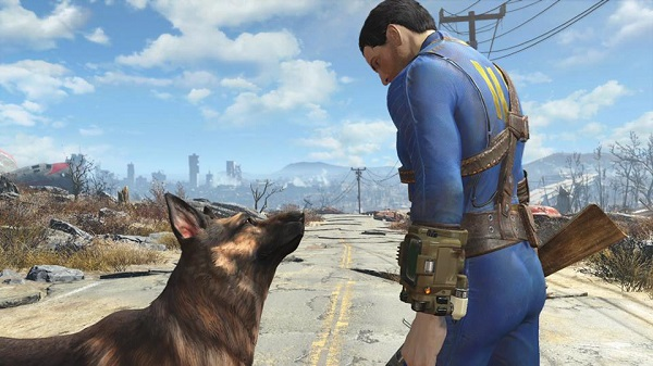 Dogmeat is your best companion in Fallout 4