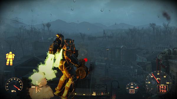 E3-announced Fallout 4 Jetpack