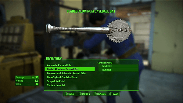 Fallout 4 Tips and Tricks #2 - Don't stick to just one weapon type