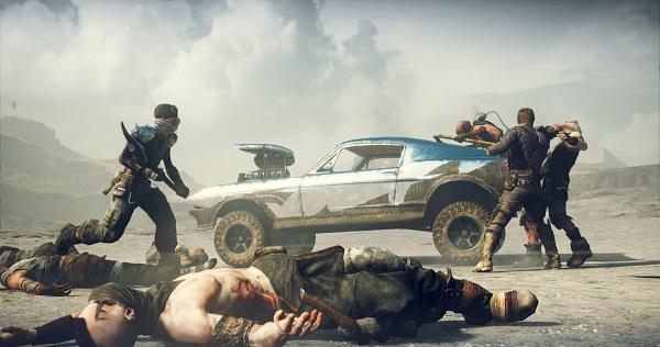 Mad Max VideoGame Review