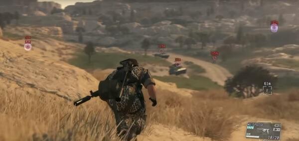 Metal Gear Solid 5 Walkthrough Side Ops Number 95