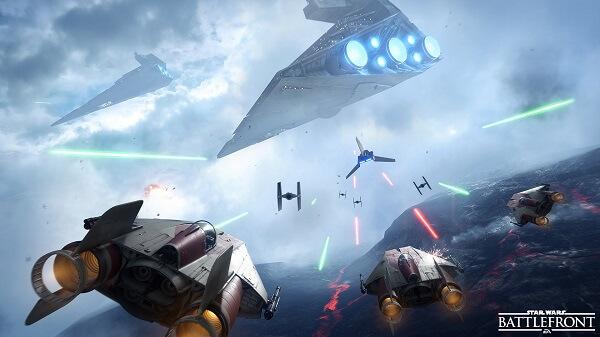 Star Wars Battlefront DLC Pass Content