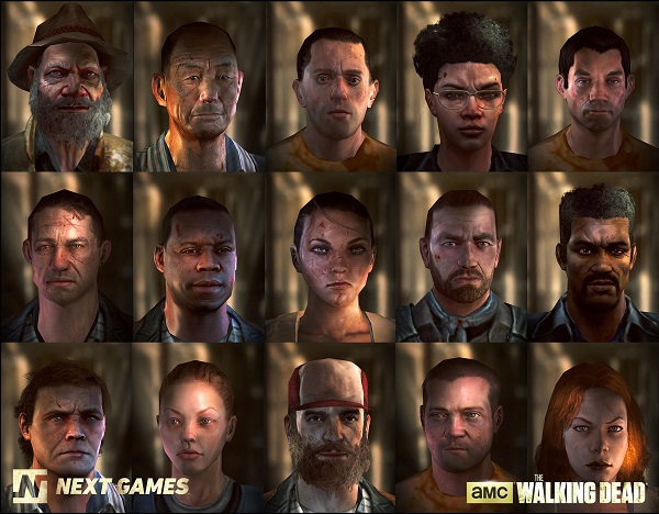 The Walking Dead No Man's Land - learn when to help survivors
