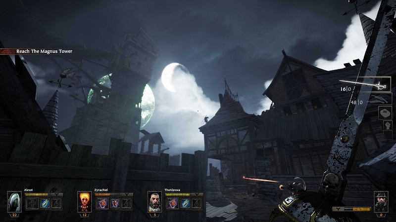 Warhammer End Times Vermintide Moon
