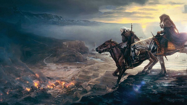 Game of the Year Award Goes to The Witcher 3 Wild Hunt
