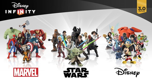 Game of the Year - Disney Infinity 3.0