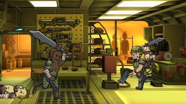 Game of the Year - Fallout Shelter