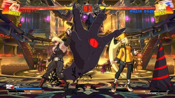 Game of the Year - Guilty Gear Xrd -SIGN-