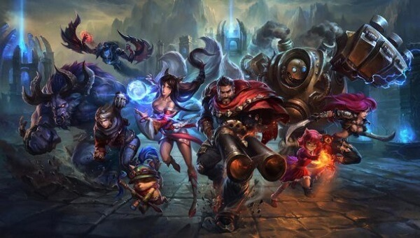 Game of the Year - League of Legends