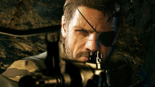 Game of the Year - Metal Gear Solid V The Phantom Pain