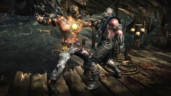 Game of the Year - Mortal Kombat X