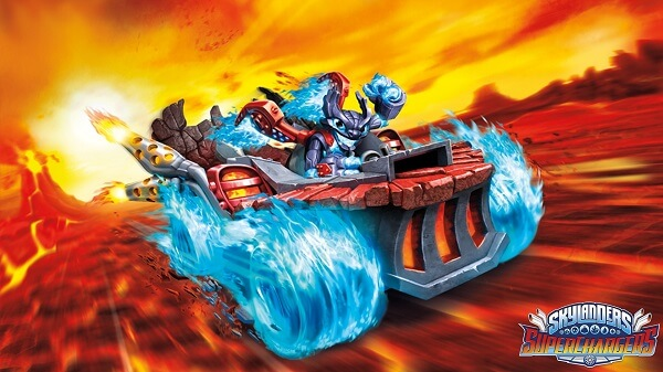 Game of the Year - Skylanders Superchargers