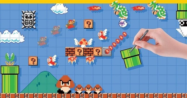 Game of the Year - Super Mario Maker