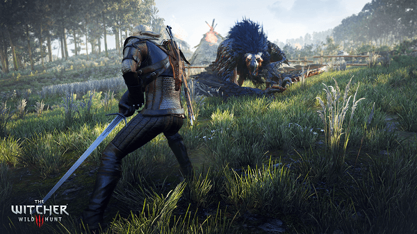 Game of the Year - The Witcher 3 Wild Hunt