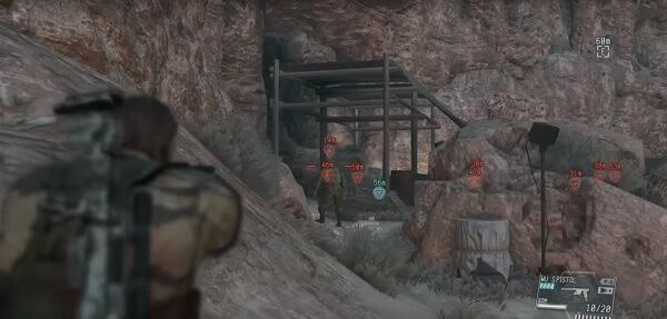 Metal Gear Solid 5 Walkthrough Side Ops 149