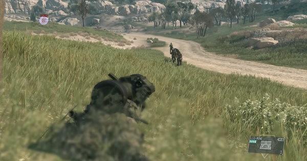 Metal Gear Solid 5 Walkthrough Side Ops Number 127