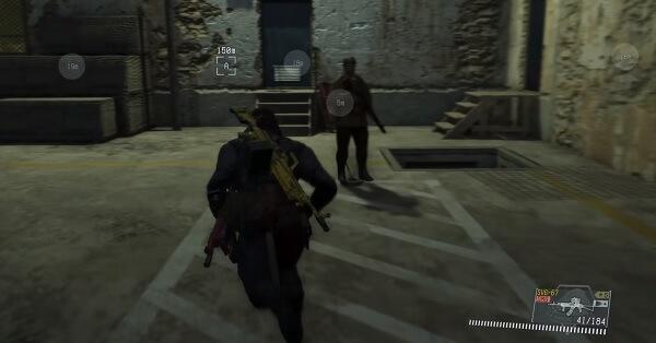 Metal Gear Solid 5 Walkthrough Side Ops Number 128