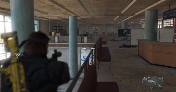 Metal Gear Solid 5 Walkthrough Side Ops Number 129