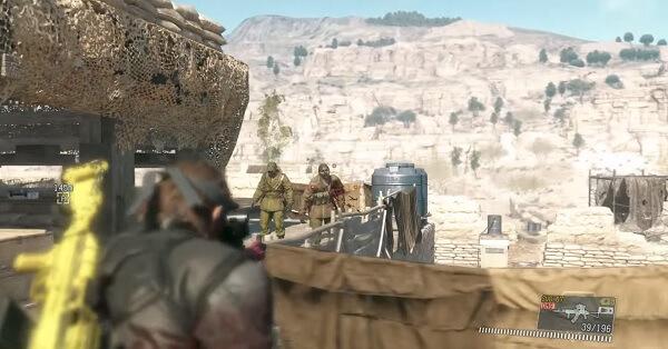 Metal Gear Solid 5 Walkthrough Side Ops Number 130