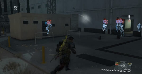 Metal Gear Solid 5 Walkthrough Side Ops Number 133