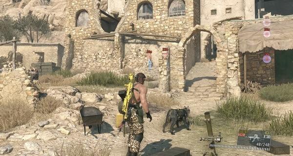 Metal Gear Solid 5 Walkthrough Side Ops Number 134