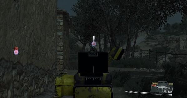 Metal Gear Solid 5 Walkthrough Side Ops Number 136