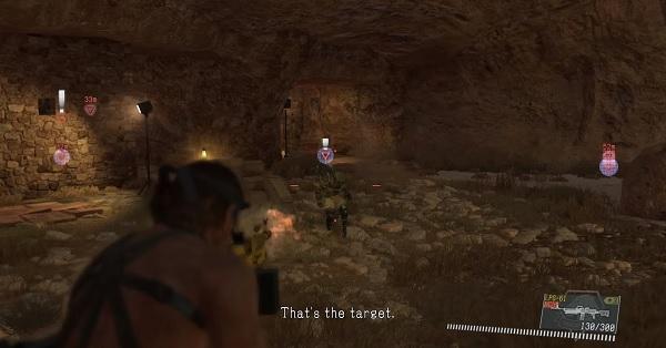 Metal Gear Solid 5 Walkthrough Side Ops Number 138