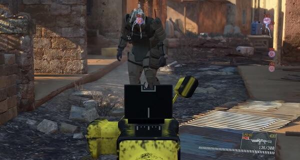 Metal Gear Solid 5 Walkthrough Side Ops Number 142