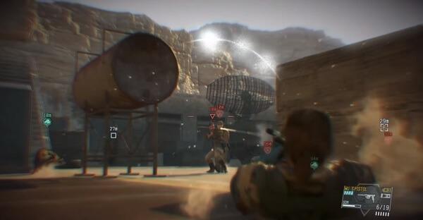 Metal Gear Solid 5 Walkthrough Side Ops Number 144