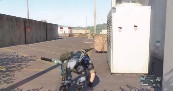 Metal Gear Solid 5 Walkthrough Side Ops Number 145
