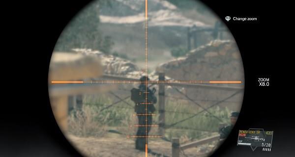 Metal Gear Solid 5 Walkthrough Side Ops Number 150