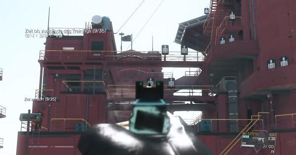 Metal Gear Solid 5 Walkthrough Side Ops Number 151