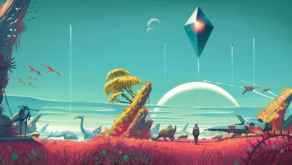 Most Anticipated Game - No Man's Sky