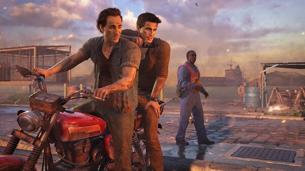 Most Anticipated Game - Uncharted 4 A Thief's End