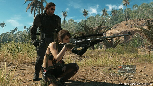 The Phantom Pain Side Ops Guide 101 through 125