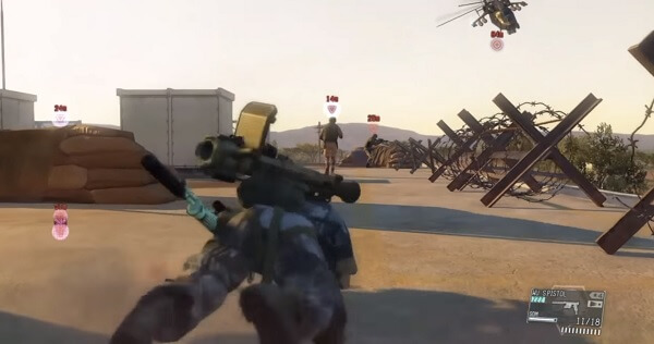 The Phantom Pain Side Ops Guide Number 102