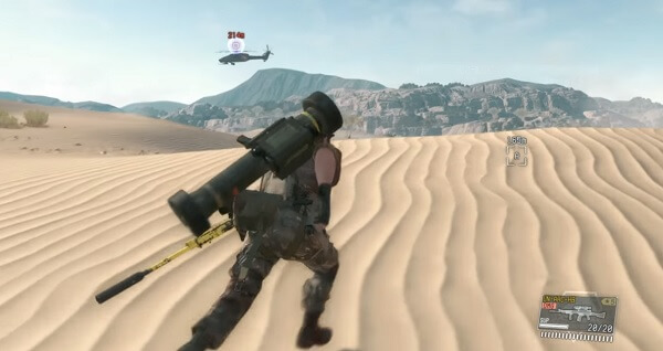 The Phantom Pain Side Ops Guide Number 106
