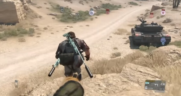 The Phantom Pain Side Ops Guide Number 122