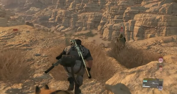 The Phantom Pain Side Ops Guide Number 124